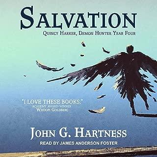 Salvation: Quincy Harker, Demon Hunter Year Four