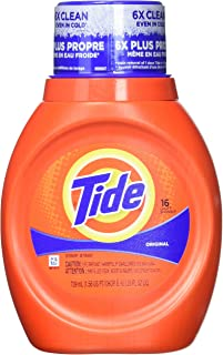 Tide Liquid Laundry Detergent - 739 ml (Original Scent)