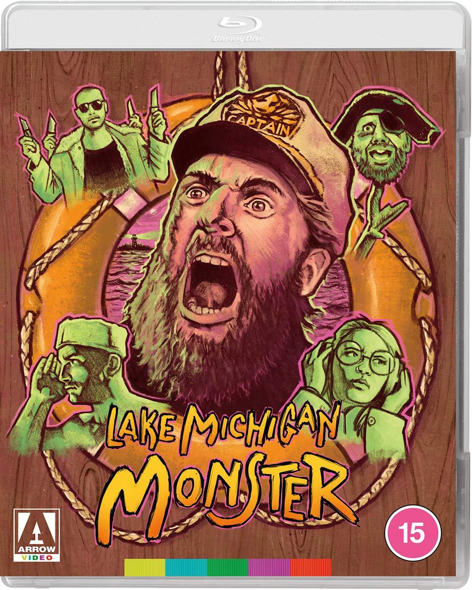 Lake Michigan Blu-ray Monster At the Bargain price