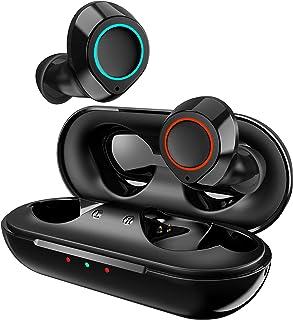 Jecoo Mini Audífonos Inalámbricos Bluetooth 5.0 Auriculare