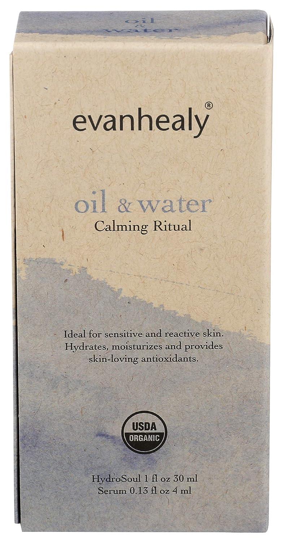 evanhealy Oil Water Calming Max 63% OFF Ritual Skin Albuquerque Mall Fac 2 Care Set Piece