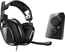 ASTRO Gaming A40 TR Headset + MixAmp Pro TR for PlayStation 4 (Renewed)