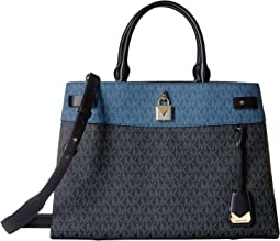 Gramercy Signature Large Satchel