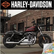Harley Davidson Calendar 2020 Set - Deluxe 2020 Harley Davidson Motorcycles Wall Calendar with Over 100 Calendar Stickers (Harley-Davidson Gifts, Office Supplies)