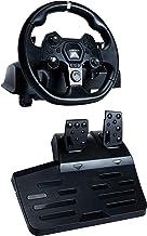 Warrior- JS090 Artaxes Volante Gamer com Force Feedback e Pedal