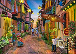 Jigsaw Puzzles for Adults 1000 Piece Puzzle for Adults 1000 Pieces Puzzle 1000 Pieces-Eguisheim Town