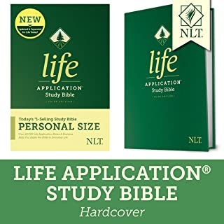 Tyndale NLT Life Application Study Bible, Third Edition, Personal Size (Hardcover) – New Living Translation Bible, Persona...