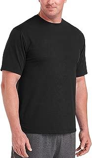 Amazon Essentials Men's Big & Tall Performance Cotton Short-Sleeve T-Shirt fit by DXL