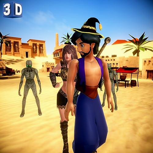 The Aladdin Magic lamp: Adventure Games 2019