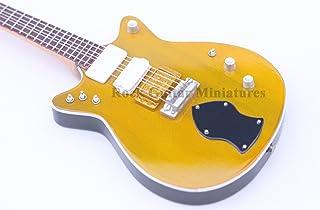RGM87 ACDC Malcolm Young Guitarra en miñatura
