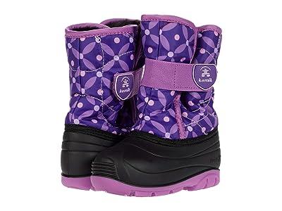 Kamik Kids Snowbug 4 (Toddler) (Purple/Lilac) Girls Shoes
