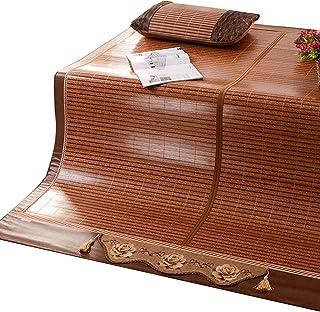 Fajny materac, pościel słomy mat Lato śpite maty łóżko mata składa się z węglików węglików siedzenie dwustronne użycie dom...