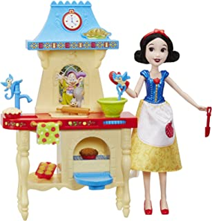 Amazon Com Toy Kitchen Sets Disney Princess Kitchen Playsets Kitchen Toys Toys Games