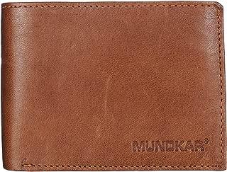 MUNDKAR Genuine Leather BI-FOLD Wallet