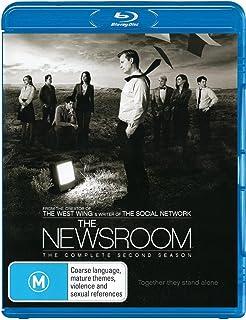 Jan - The Newsroom: Season 2 (3 Blu-Ray) [Edizione: Francia] [Italia] [Blu-ray]
