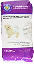 Pooch Pads Disposable Diaper