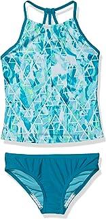 Speedo Girls' Swimsuit-Two Piece Tankini Set