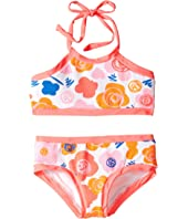 Seafolly Kids - Vintage Pop Tankini (Toddler/Little Kids)
