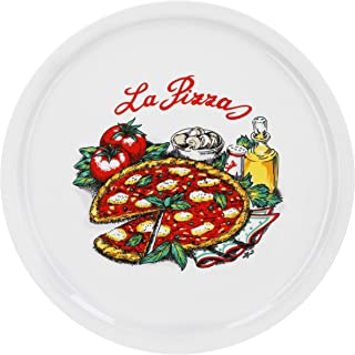 V/&B Manufacture Rock blanc Pizzateller 32 cm Servierteller Teller gross rund bei