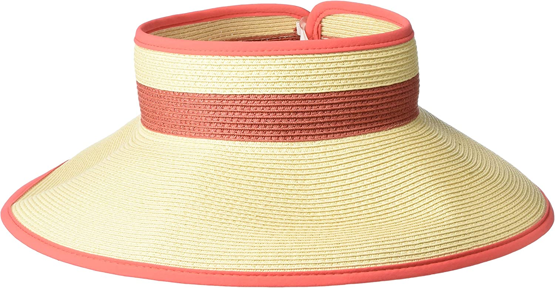 Columbia Womens Global Adventure Packable Visor Sun Hat