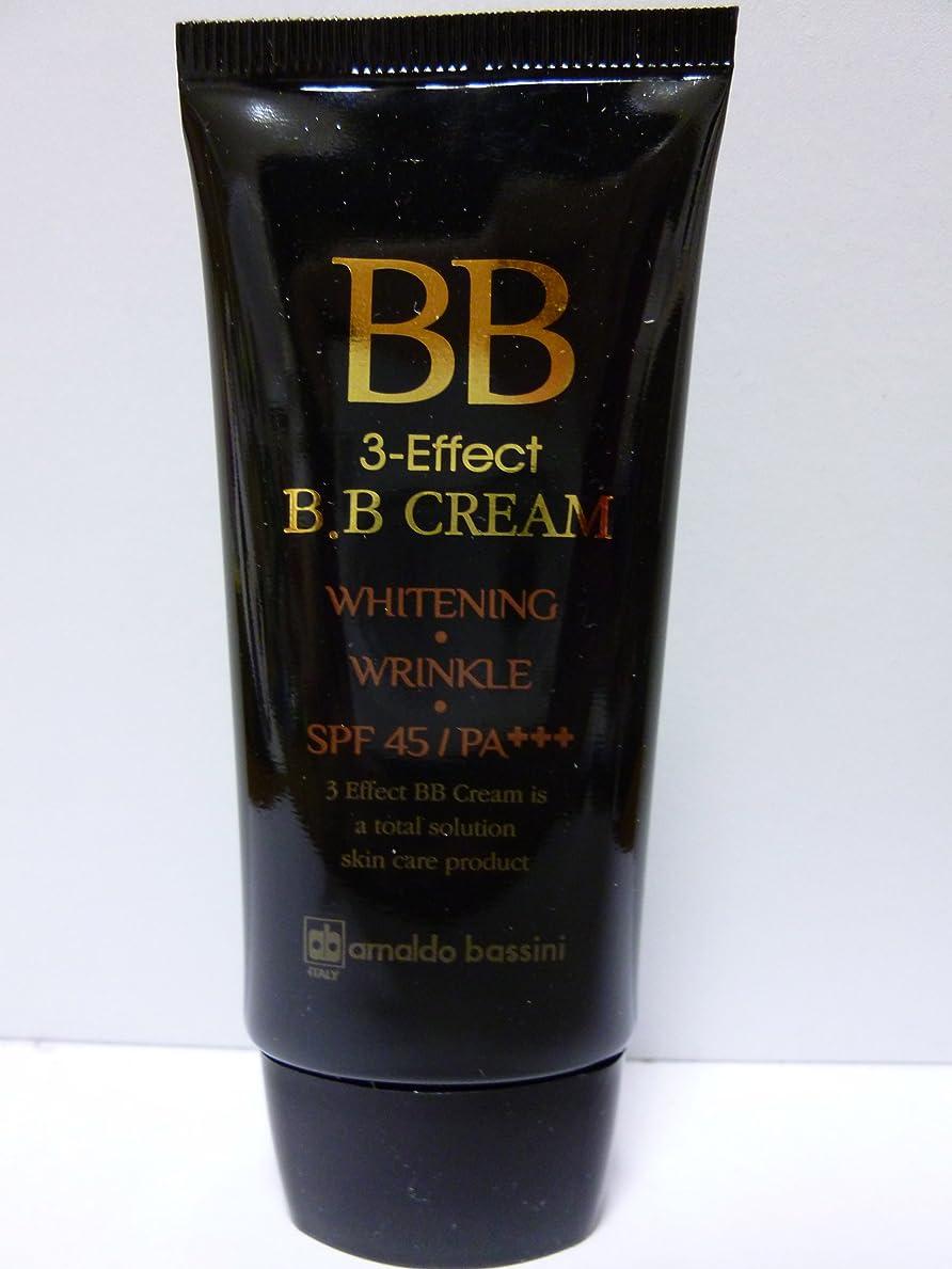 高架委任するファセットBB 3-Effect B.B CREAM
