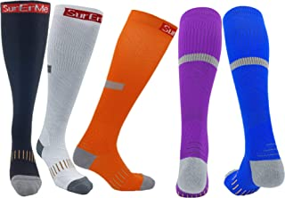 Copper ion Premium sports compression socks, best for night sports,run, hike, cycle, outdoor training