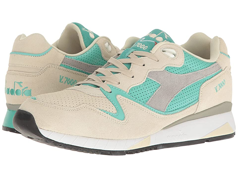 Diadora V7000 Premium (Cyan Blue/Green Fluorescent) Men