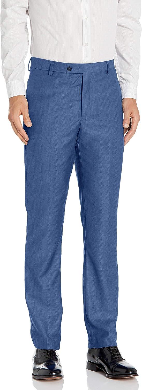 Kitonet Men's Slim Fit Solid Pant