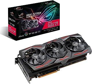 ASUS AMD RX 5600 XT 搭載 トリプルファンモデル 6G ROG-STRIX-RX5600XT-T6G-GAMING