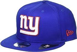 NFL Basic Snap 9FIFTY Snapback Cap - New York Giants