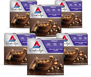 Best atkins chocolate peanut butter bar nutrition Reviews