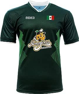 Jersey Mexico Naranjeros de Hermosillo 100% Polyester_Made in Mexico