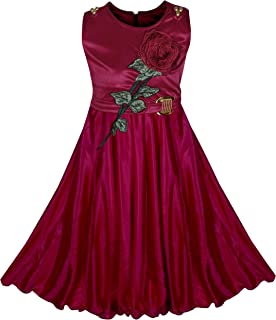 68f0a6cbf8 Reds Girls' Dresses: Buy Reds Girls' Dresses online at best prices ...