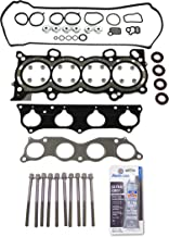 Head Gasket Set Bolt Kit Fits: 02-06 Honda CR-V VTEC 2.4L DOHC 16v 4 Cyl. K24A1