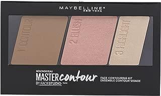 Maybelline Master Contour Face Contouring Palette - Light/Medium