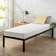 Zinus 6 Inch Spring Mattress, Narrow Twin/Cot Size/RV Bunk/Guest Bed Replacement/30 x 75