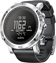 Suunto - Core - Brushed Steel watch, One Size - Men's