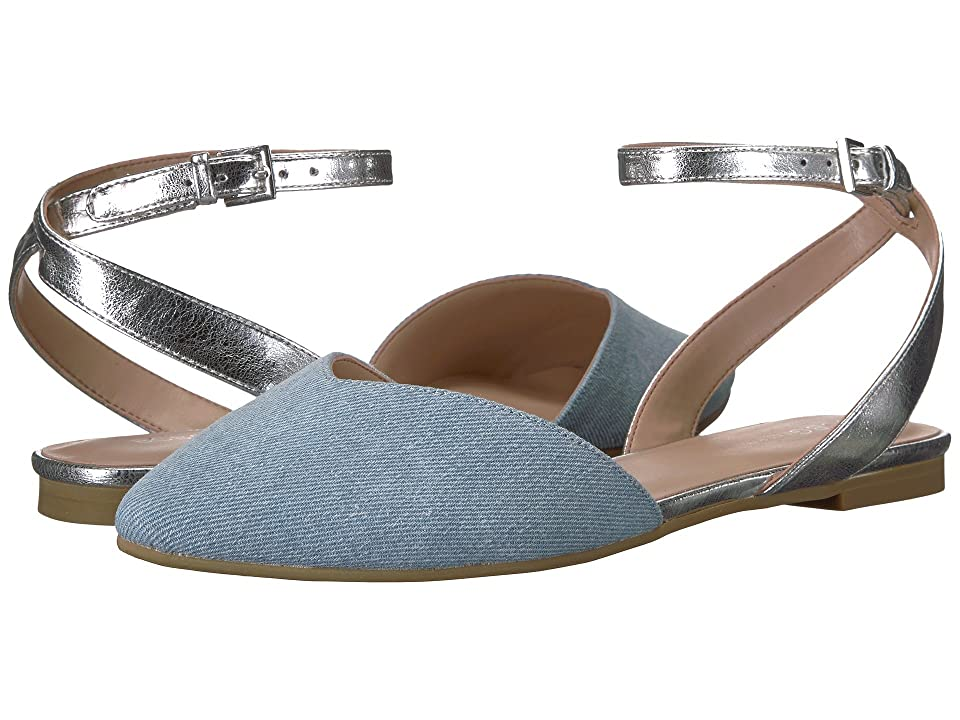 BCBGeneration Mae (Silver Light/Blue) Women