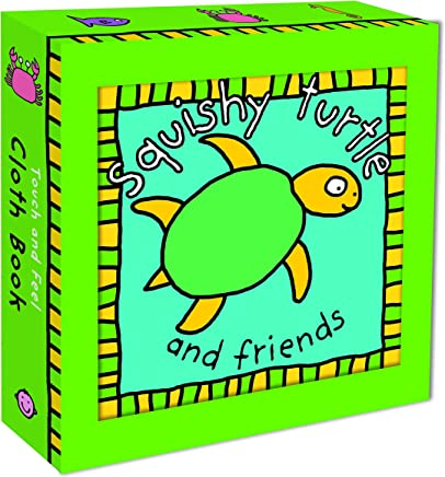 Squishy Turtle: And Friends