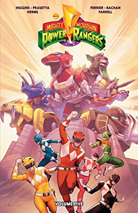 Mighty Morphin Power Rangers, Vol. 5