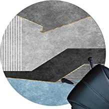 Chair mats for Hard Floors Short Pile Carpets Anti Slip Rug Pad Silent Floor Mat Easy to Clean Floor Protector Mat(Size:12...