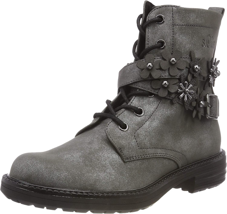 S.Oliver Damen 5-5-25232-21 209 Combat Stiefel