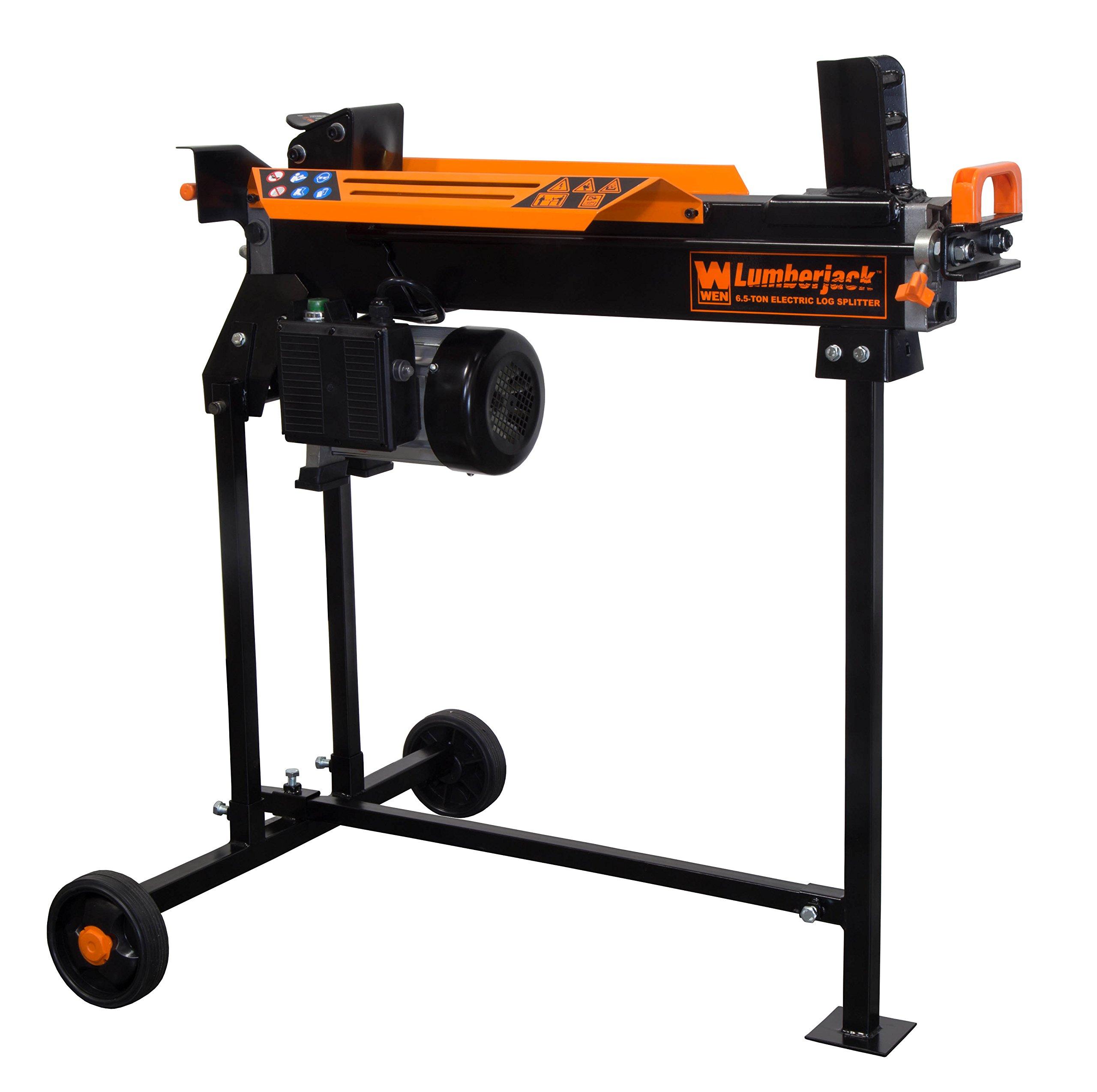 WEN 56207 6 5 Ton Electric Splitter