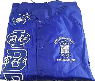Buffalo Dallas Phi Beta Sigma Mens Crossing Line Jacket