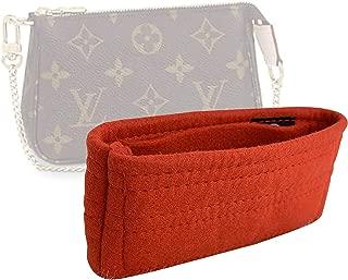 Zoomoni LV Mini Pochette Accessoires (Old Model) Purse Insert Organizer - Premium Felt (Handmade/20 Colors)