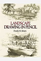 Landscape Drawing in Pencil (Dover Art Instruction) Kindle Edition
