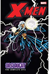 X-Men: The Complete Onslaught Epic - Book Three Kindle Edition