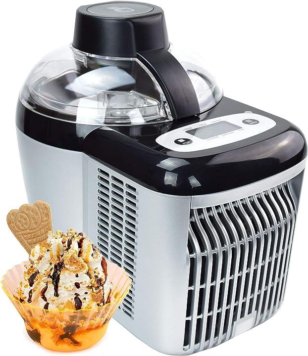 Macchina del gelato per frozen yogurt e milkshake auto-raffreddante silenziosa a risparmio energetico B01E5ABN92