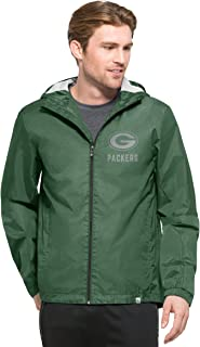 NFL Men's React Full Zip Hooded Jacket