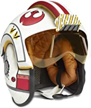 Star Wars The Black Series Luke Skywalker Battle Simulation Helmet Premium Electronic Roleplay Collectible Full Scale Lights & Sounds